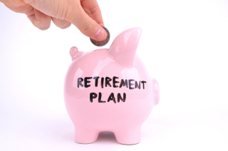 Retirement piggy bank