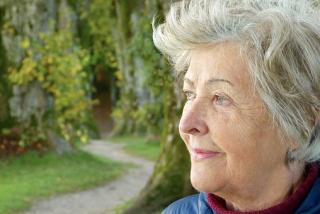 Elder woman